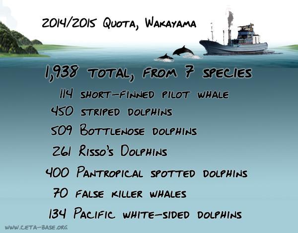 2014/2015 quota, wakayama